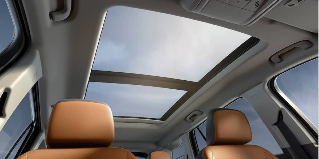 2020 GMC Terrain Skyscape Sunroof