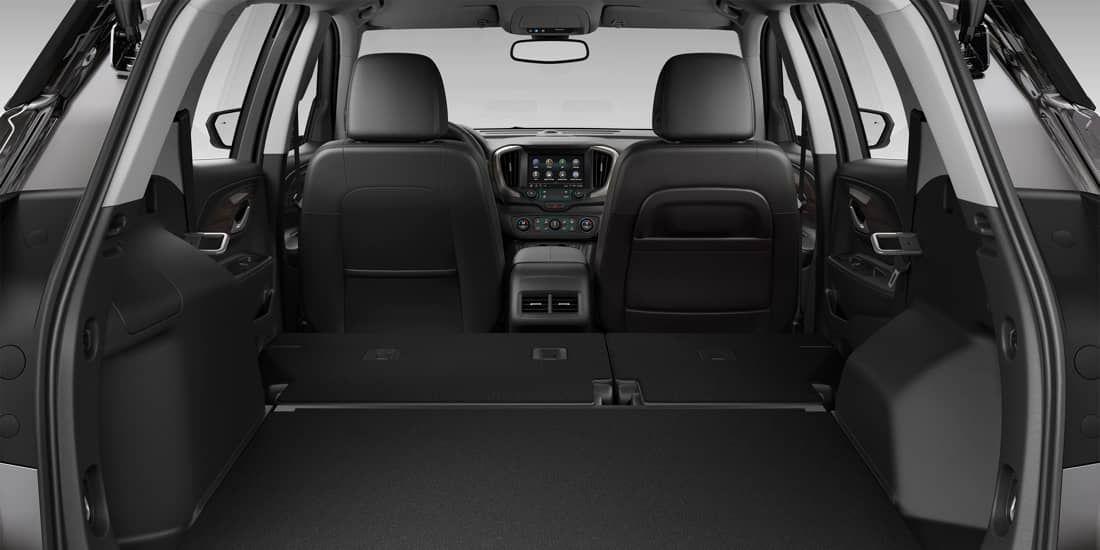 2020 GMC Terrain Cargo Space