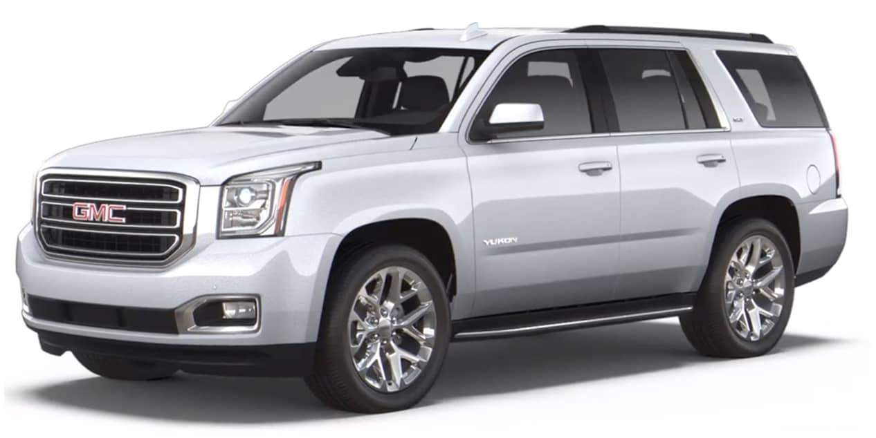 Quicksilver Metallic 2020 GMC Yukon