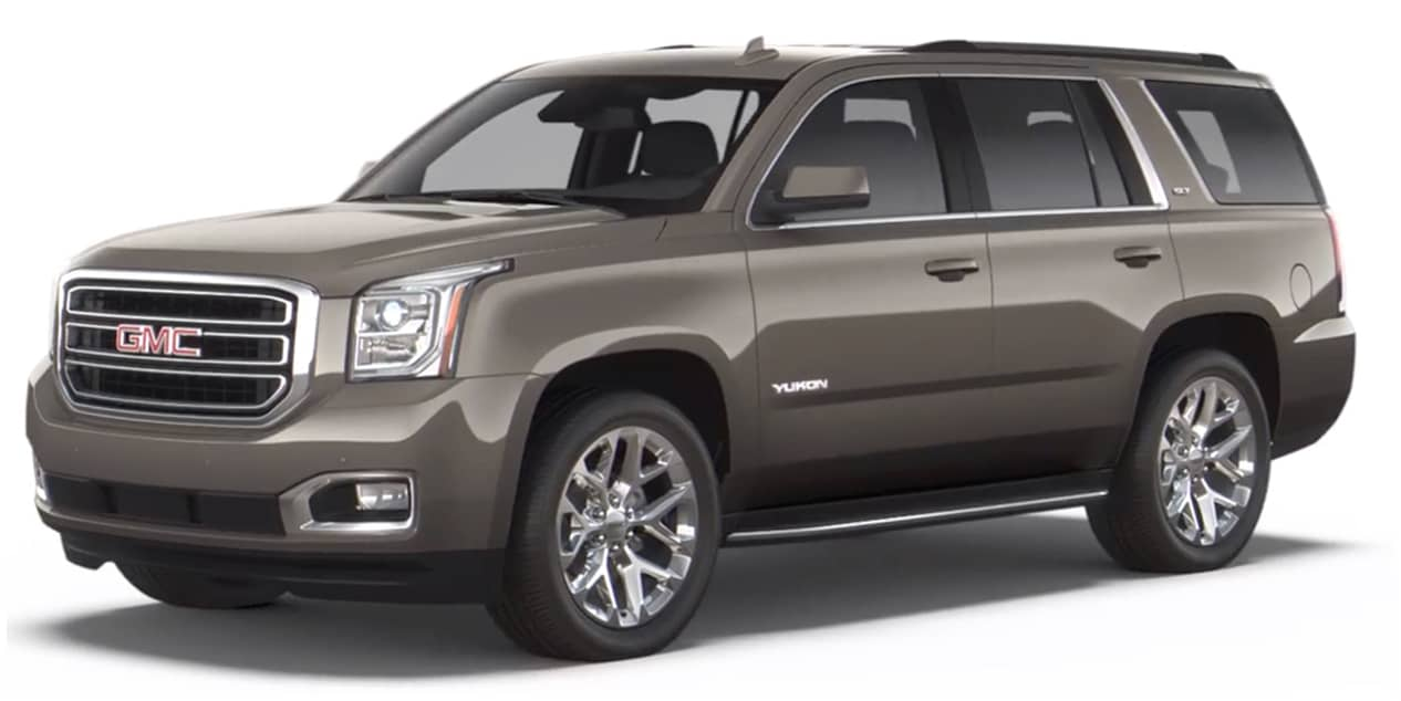 Smokey Quartz Metallic 2020 GMC Yukon
