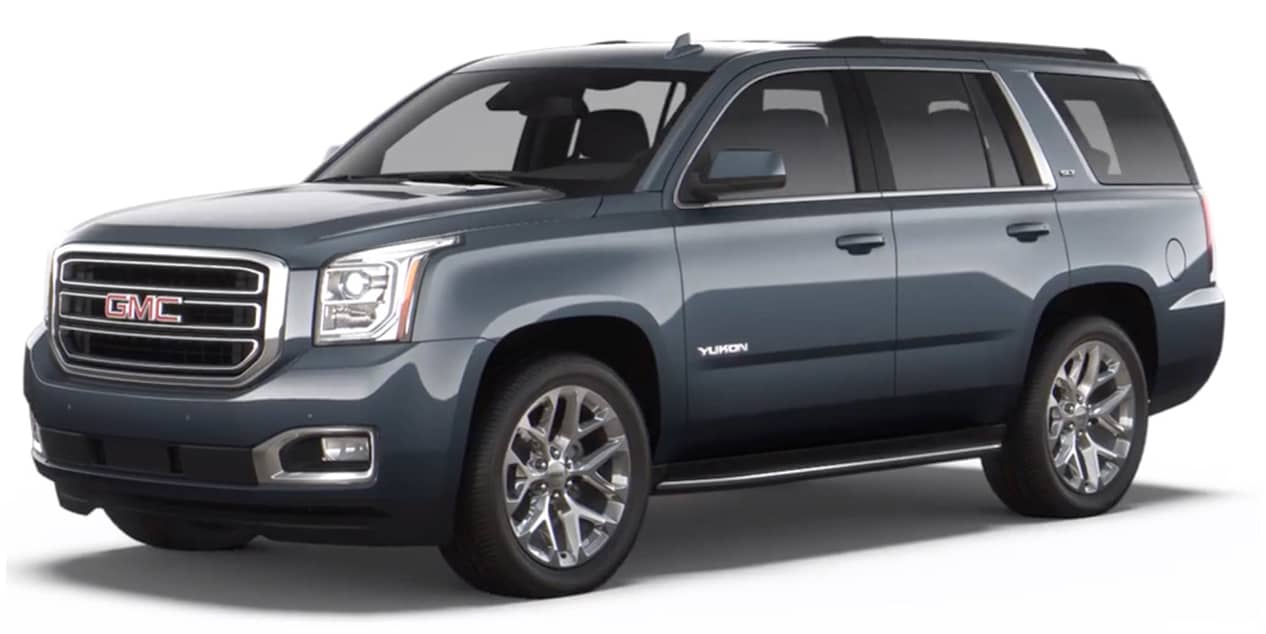Dark Sky Metallic 2020 GMC Yukon