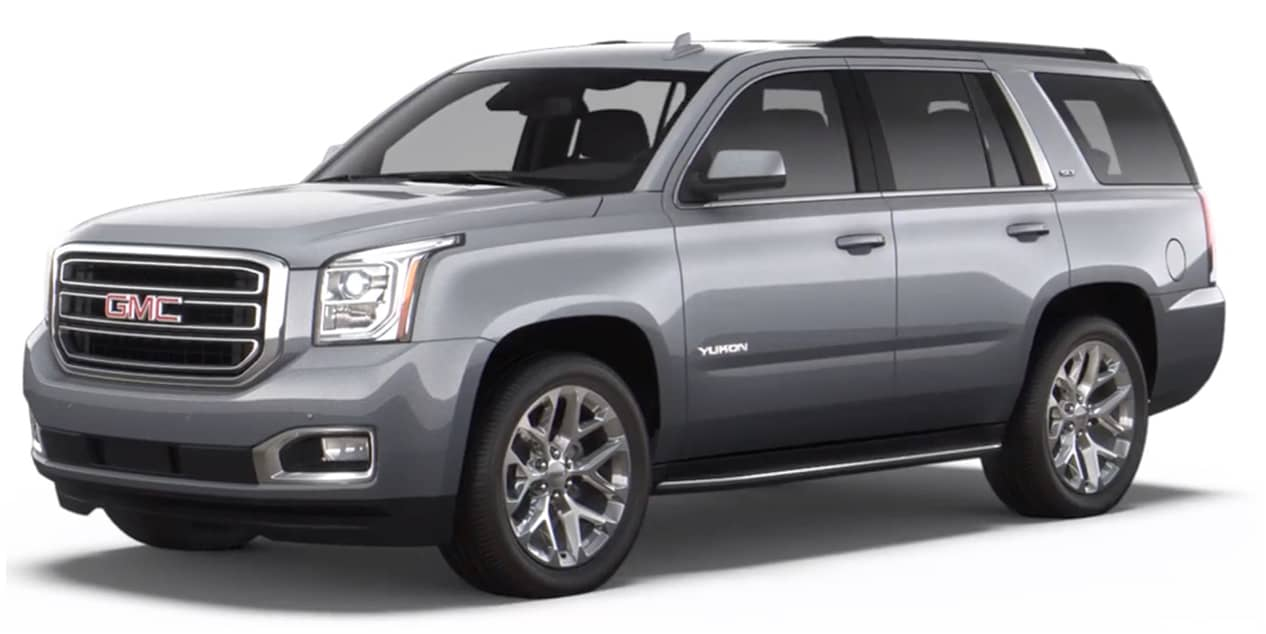 Satin Steel Metallic 2020 GMC Yukon