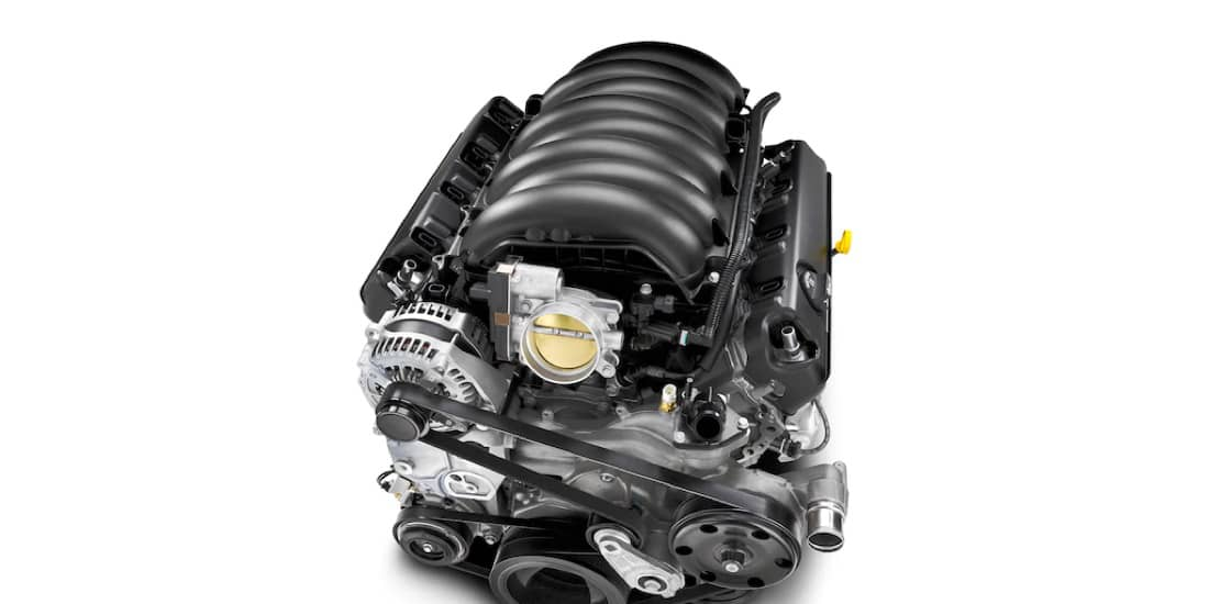 2020 GMC Yukon 5.3L V8 Ecotec3 Engine