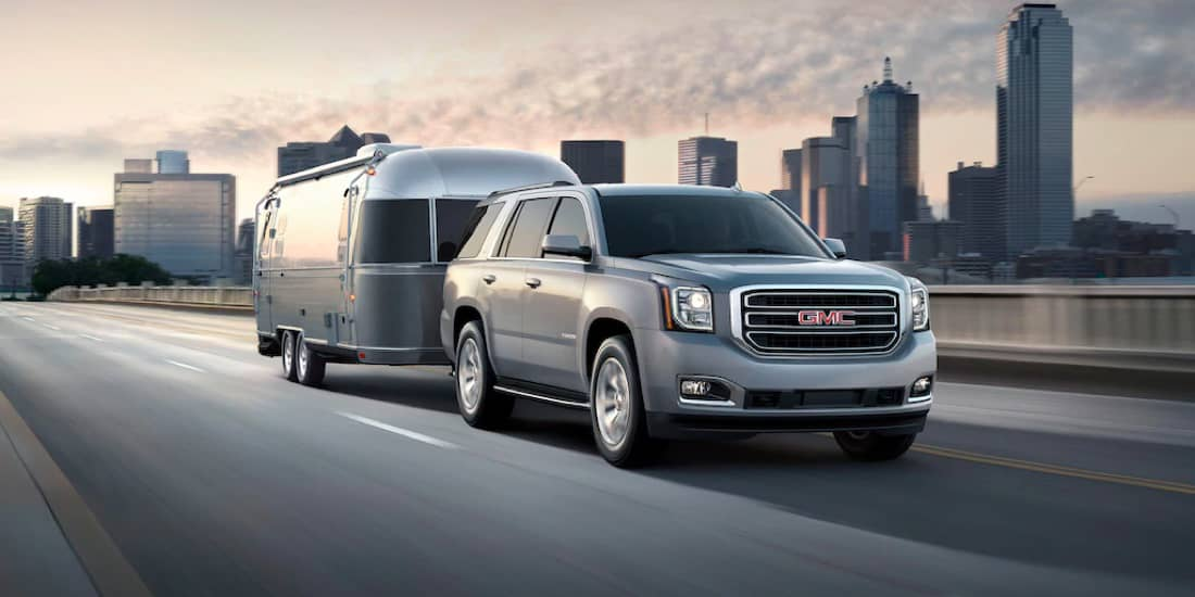 2020 GMC Yukon Trailering Performance