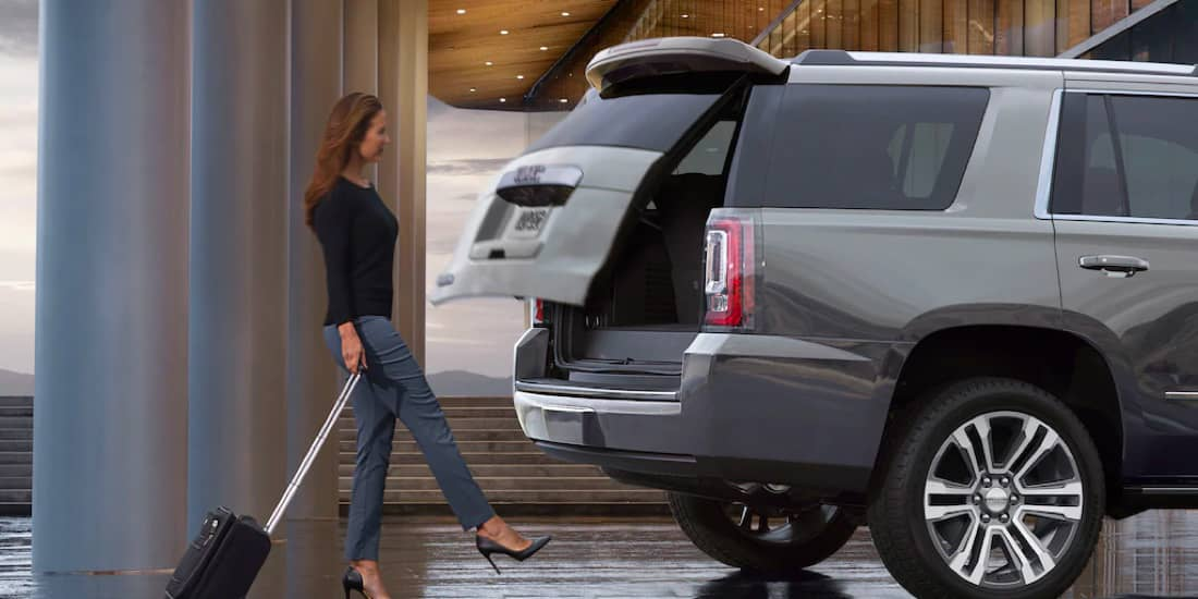 2020 GMC Yukon Hands-Free Liftgate