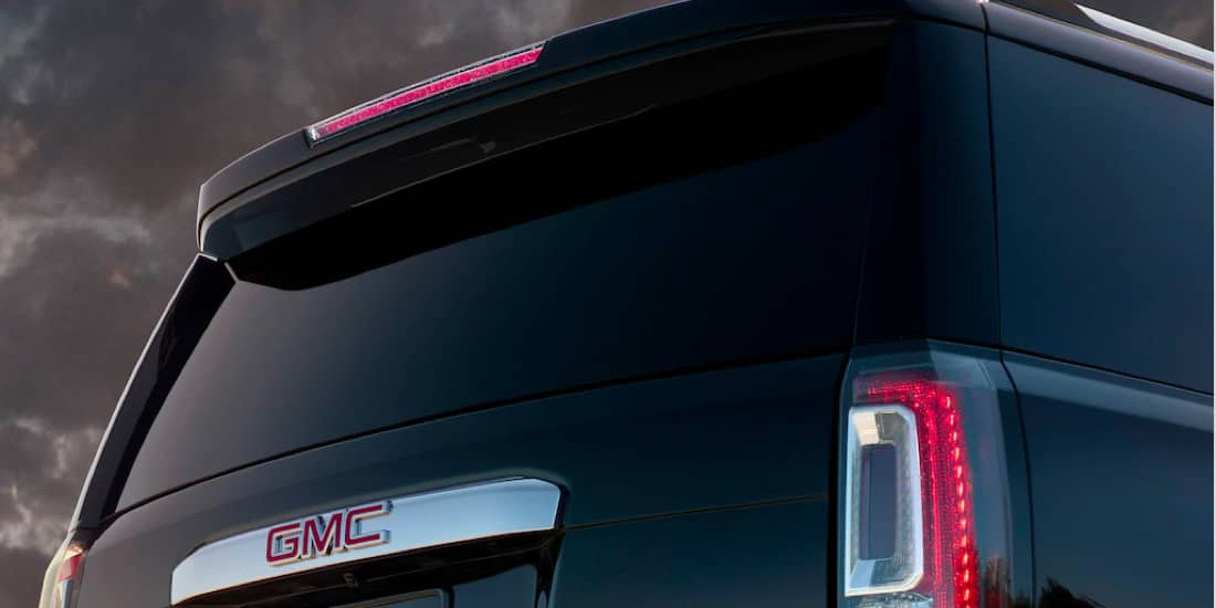 2020 GMC Yukon Hidden Rear Wiper