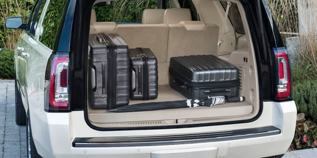 2020 GMC Yukon Advanced Storage Solutions