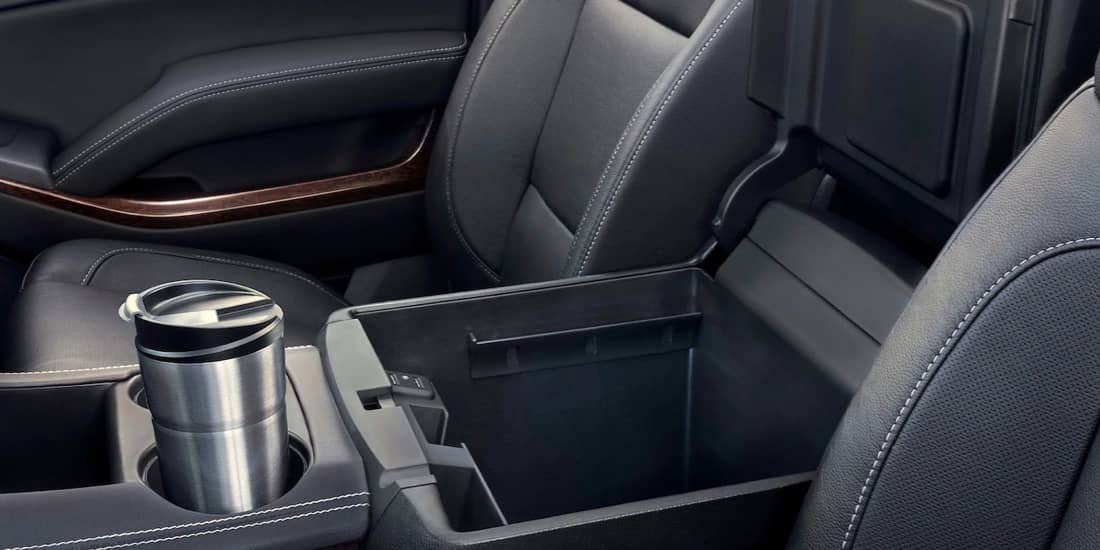 2020 GMC Yukon Center Console