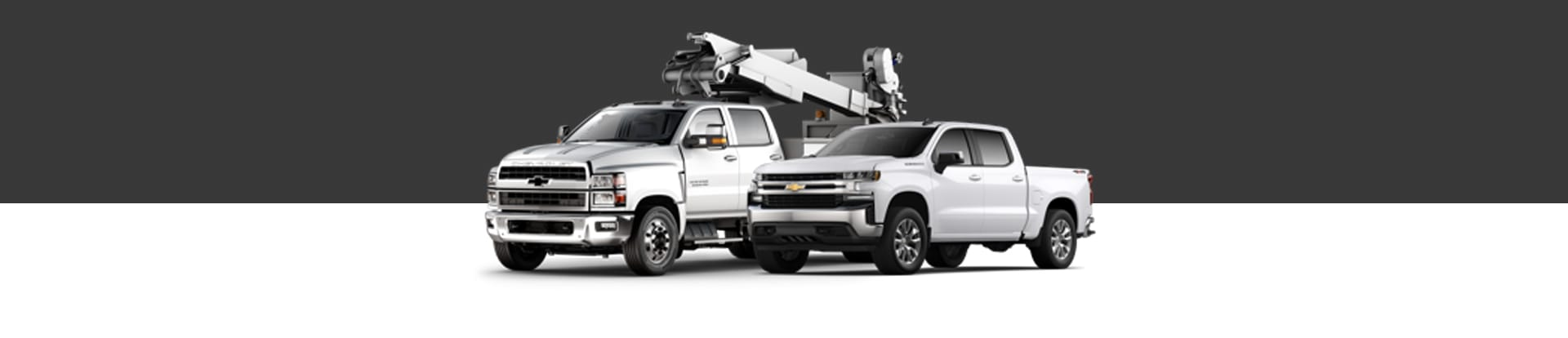 Chevy Fleet Banner