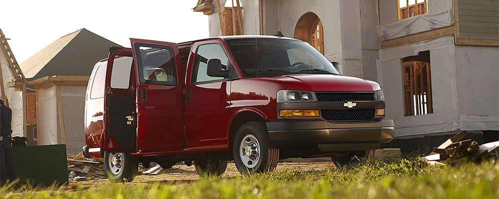 Commercial-Van-Inventory