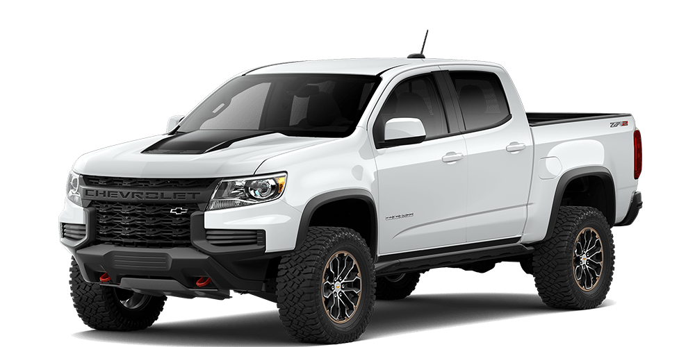 2021 COLORADO ZR2