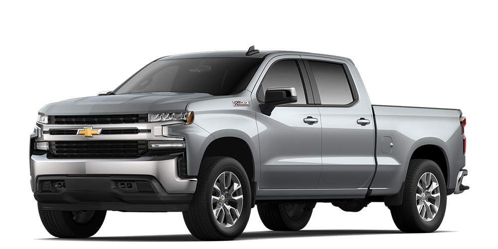 2020 Silverado 1500 Crew Cab LT All Star Z71