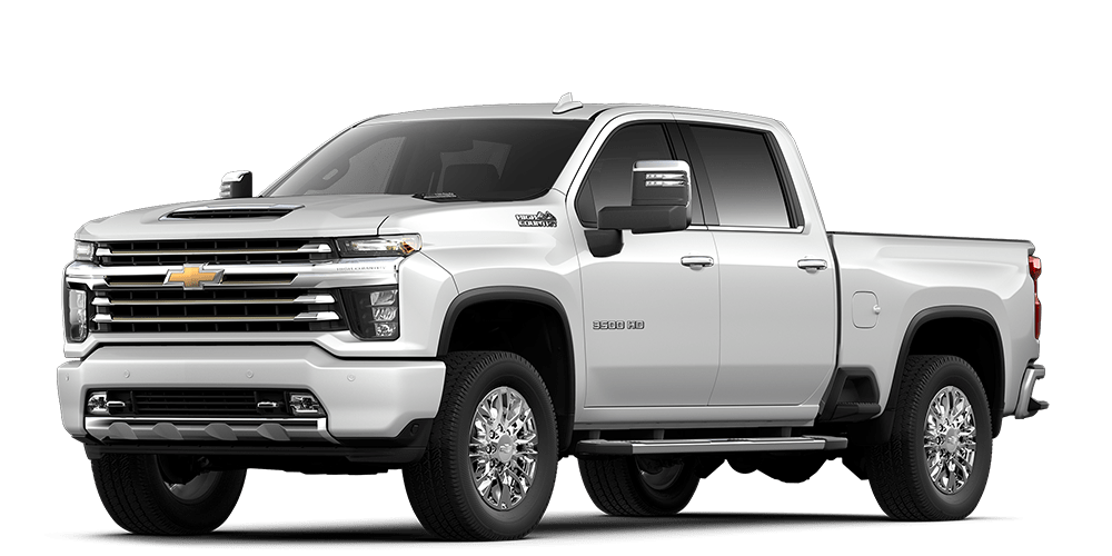 2020 Silverado 3500 HD Crew Cab High Country Diesel