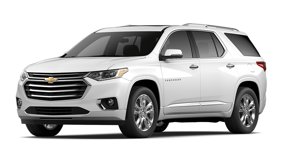 2020 Traverse High Country