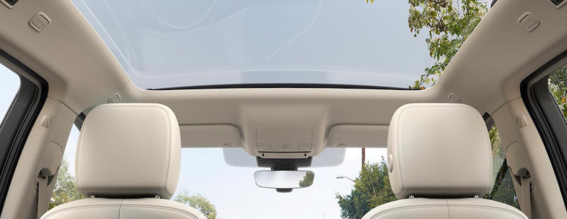 2018 E PACE Sunroof