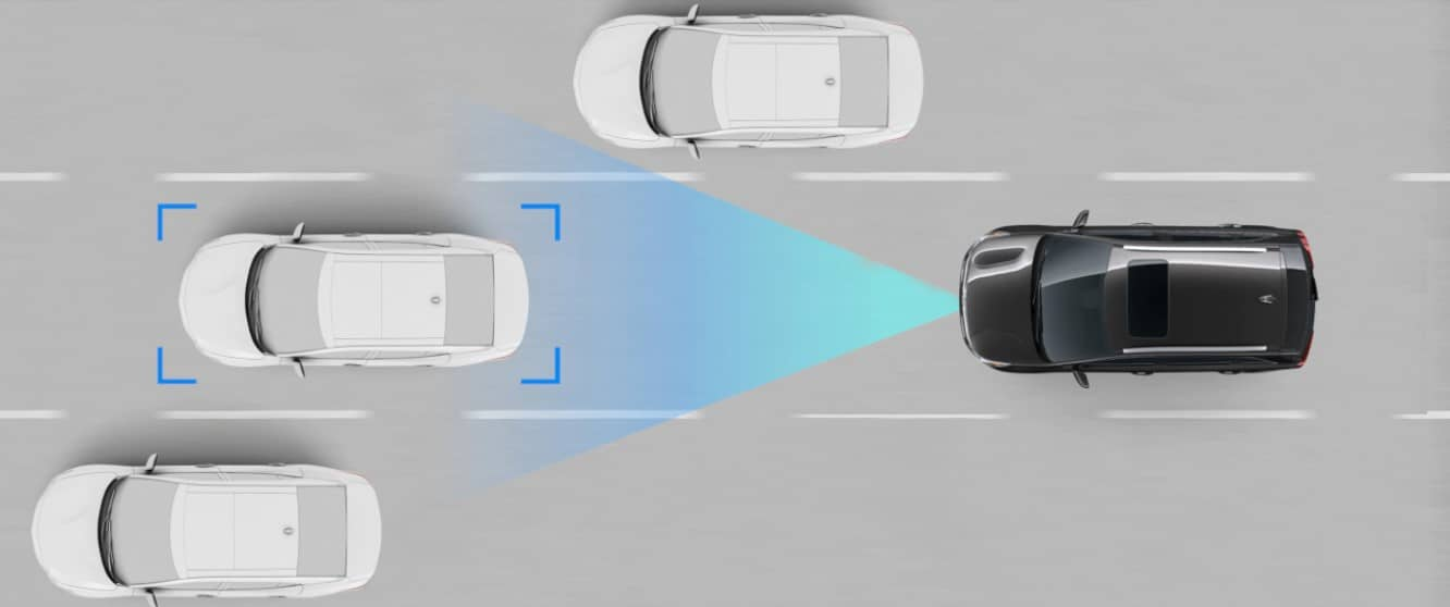 Highway Driving Assist Graphic