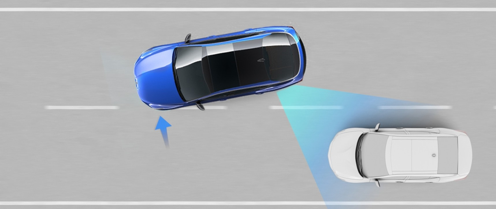 Blind-Spot Collision-Avoidance Assist-Rear (BCA-R)