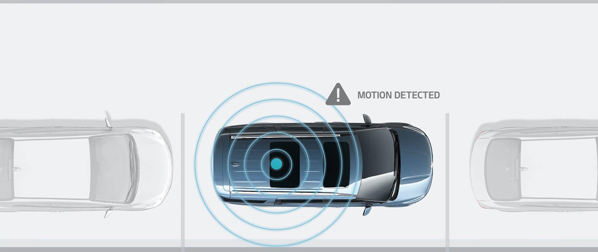 Rear Occupant Alert with Ultrasonic Sensors