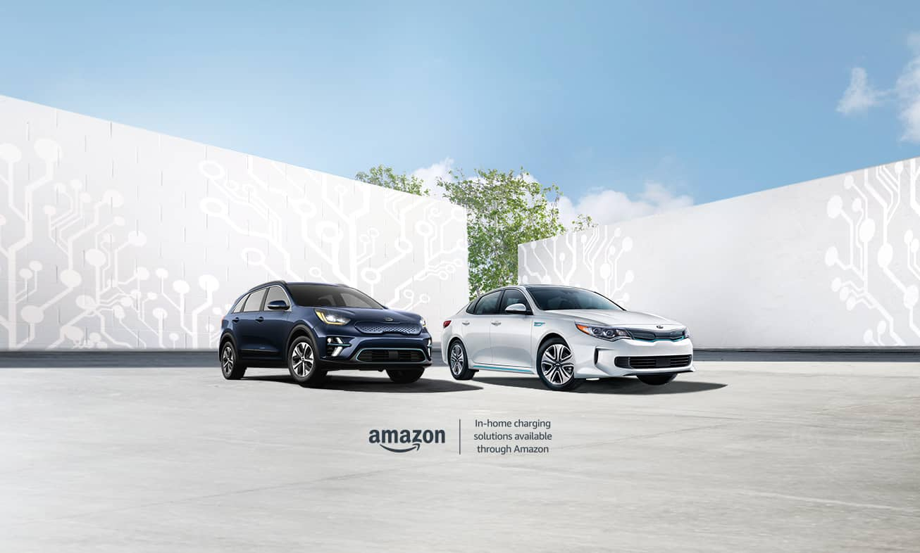 Kia & Amazon Scottsdale
