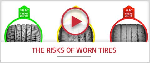The Risks of Worn Tires