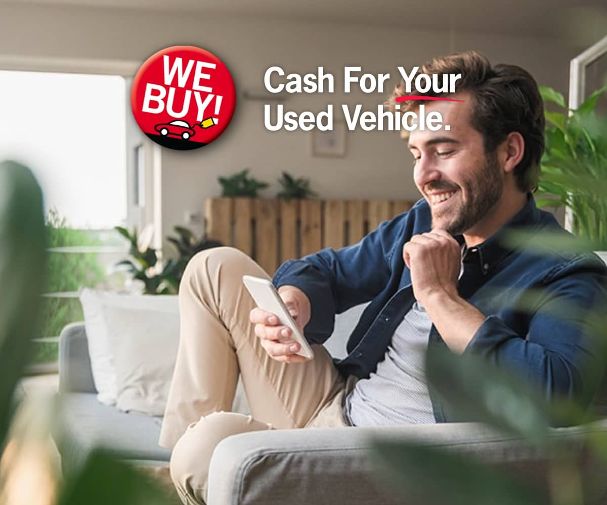 We Buy Used Vehicles