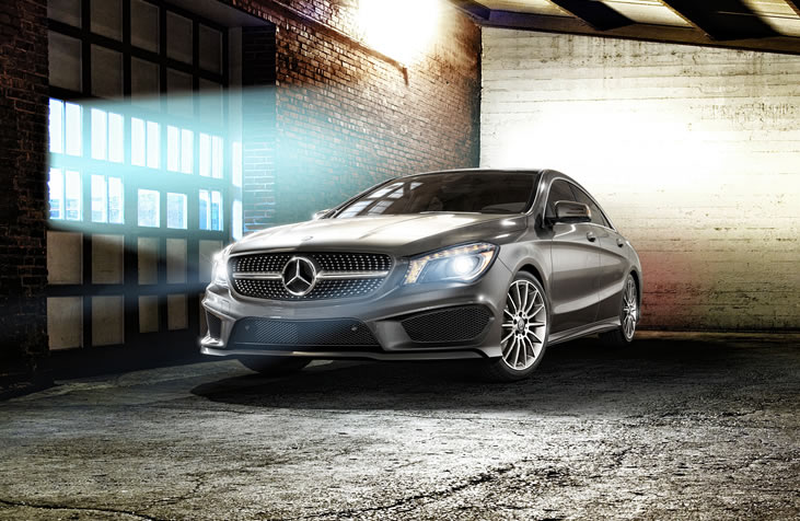 Mercedes benz accessories brochures baker motor company for Mercedes benz loyalty program