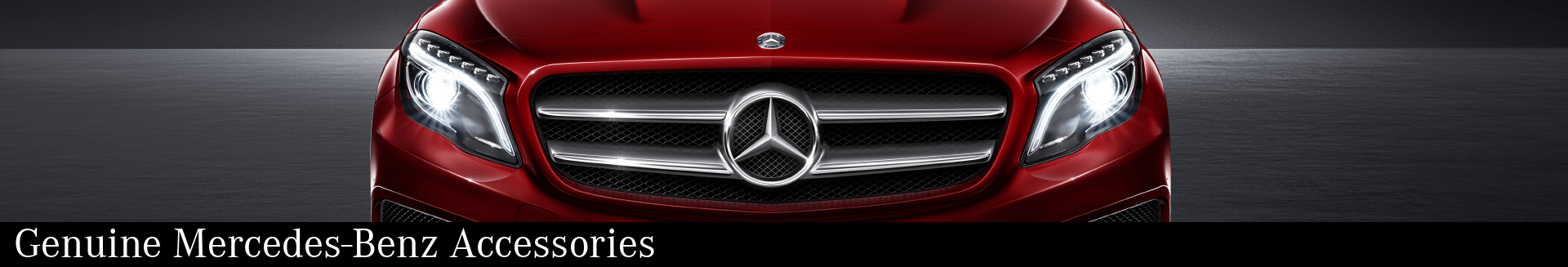 Genuine Mercedes-Benz Accessories