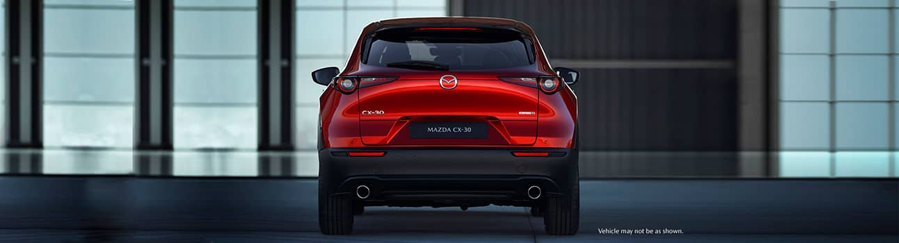 Front View of 2020 Mazda CX-30