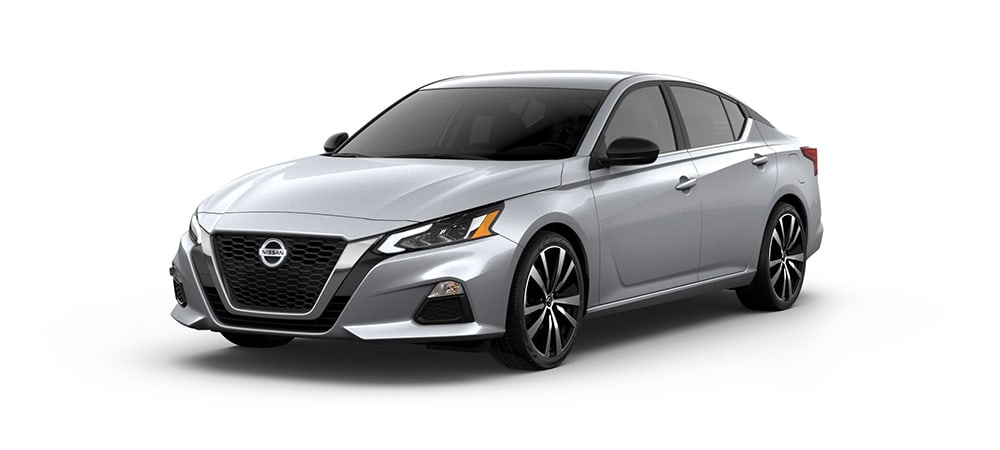 2020 Nissan Altima in Brilliant Silver Metallic