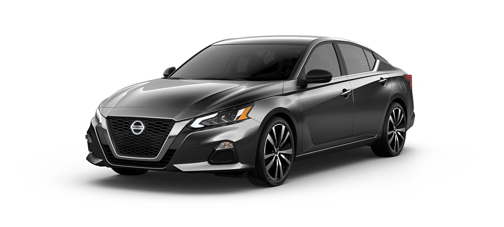 2020 Nissan Altima in Gun Metallic