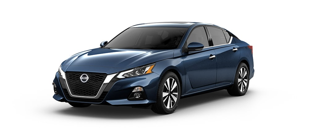 2020 Nissan Altima in Storm Blue Metallic