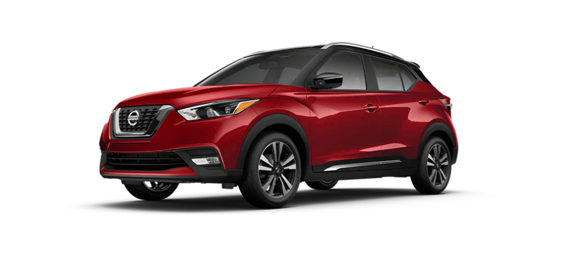 Cayenne Red Metallic/Super Black Nissan Kicks