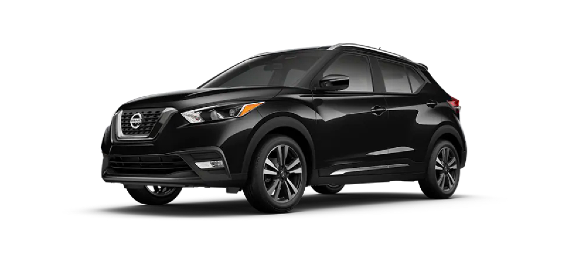 Super Black Nissan Kicks