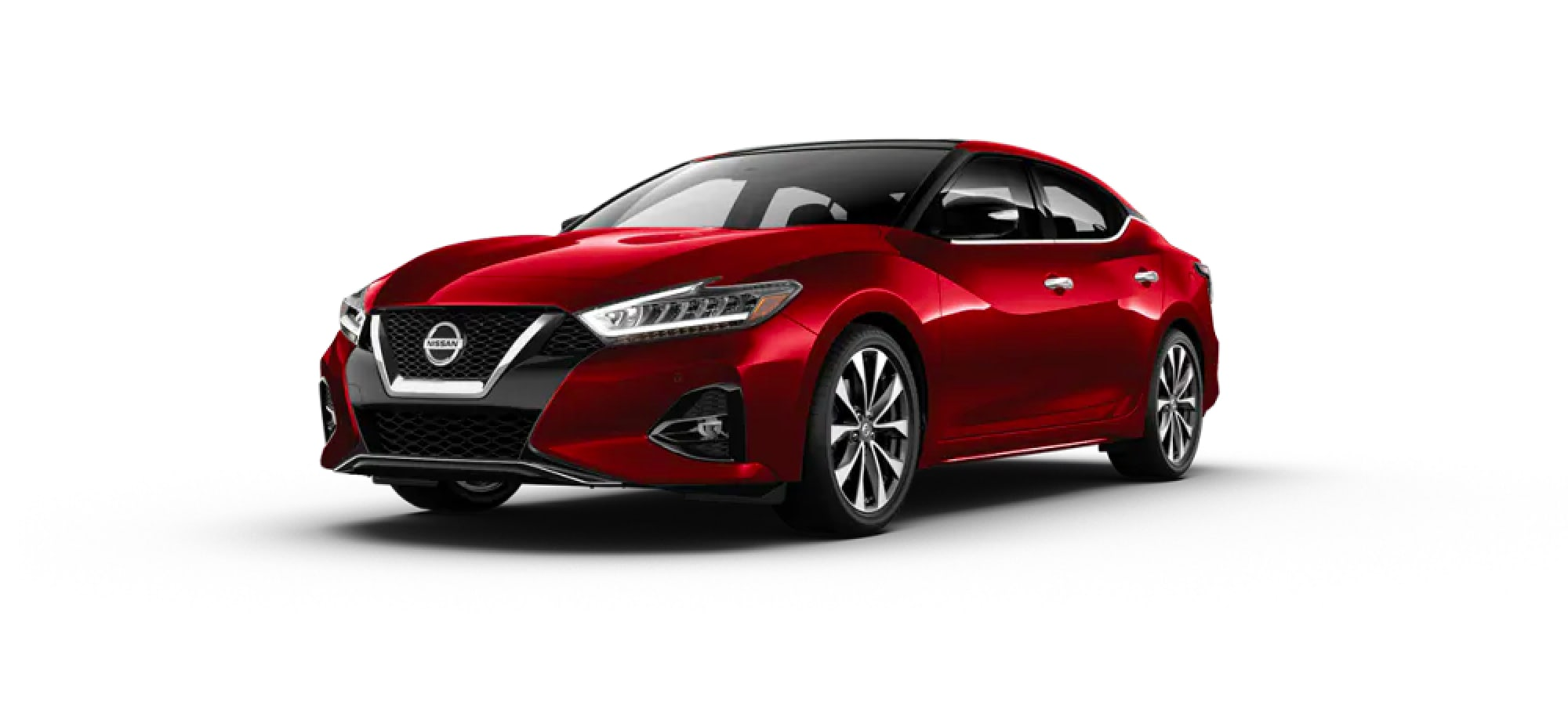 2020 Nissan Maxima in Carnelian Red Tintcoat