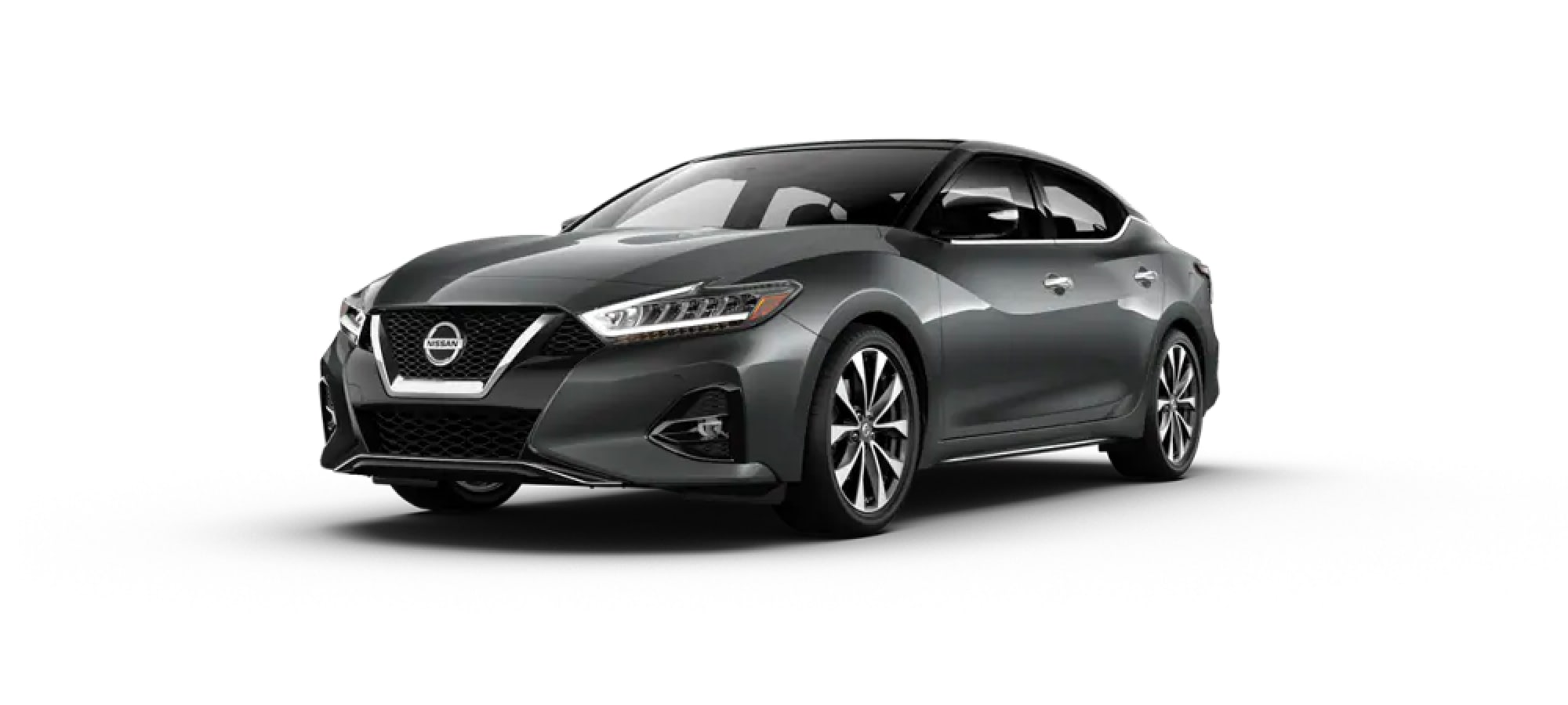 2020 Nissan Maxima in Gun Metallic