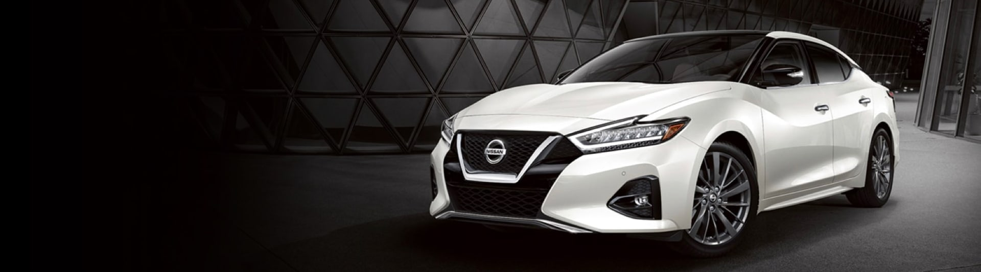 2020 Nissan Maxima in Pearl White TriCoat