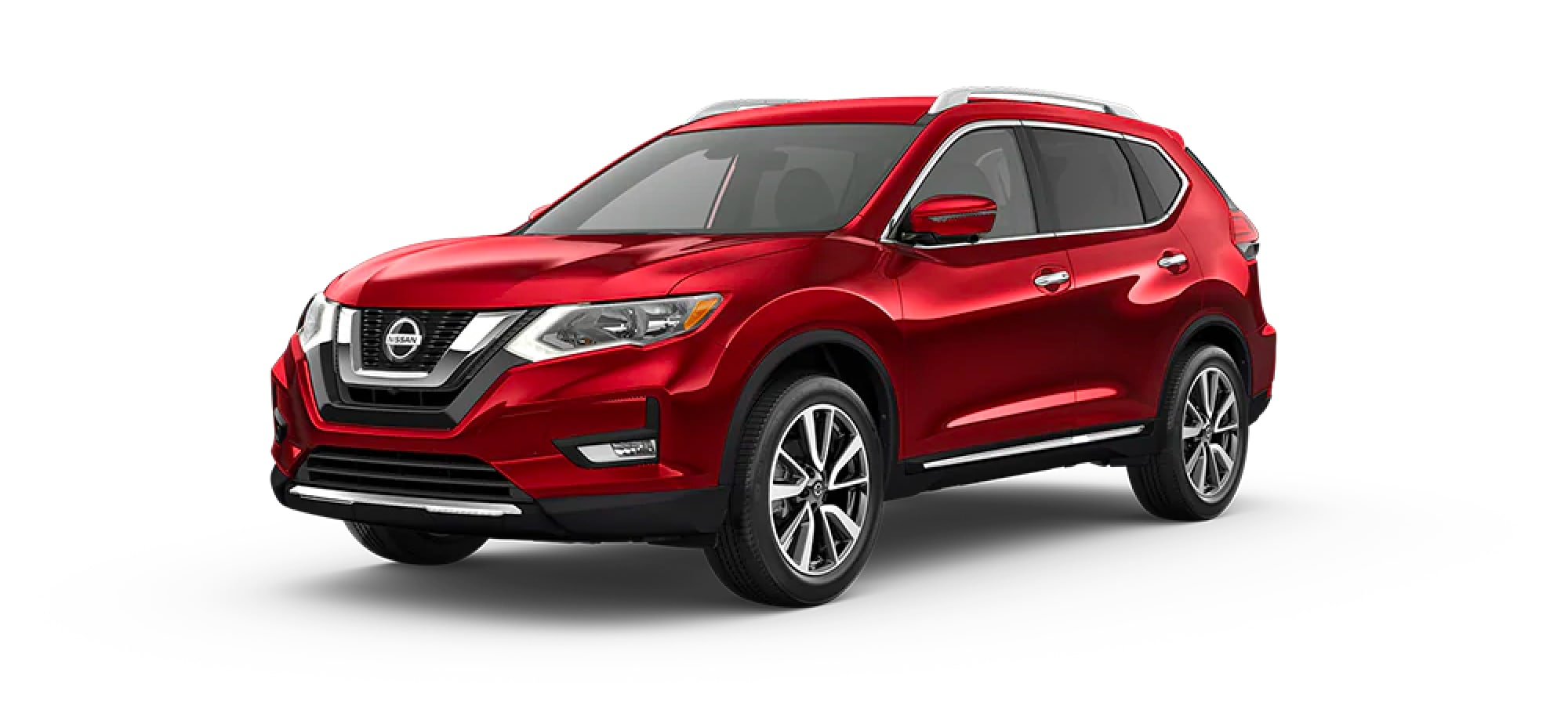 2020 Nissan Rogue in Cayenne Red Metallic