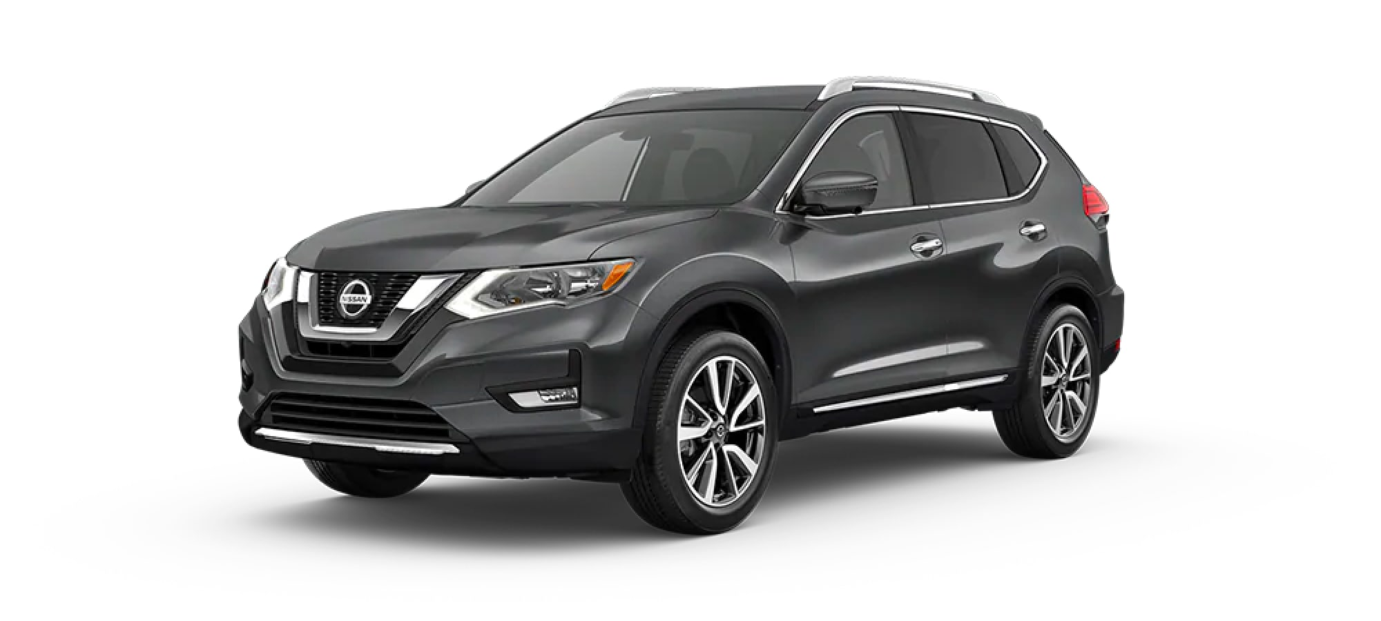 2020 Nissan Rogue in Gun Metallic