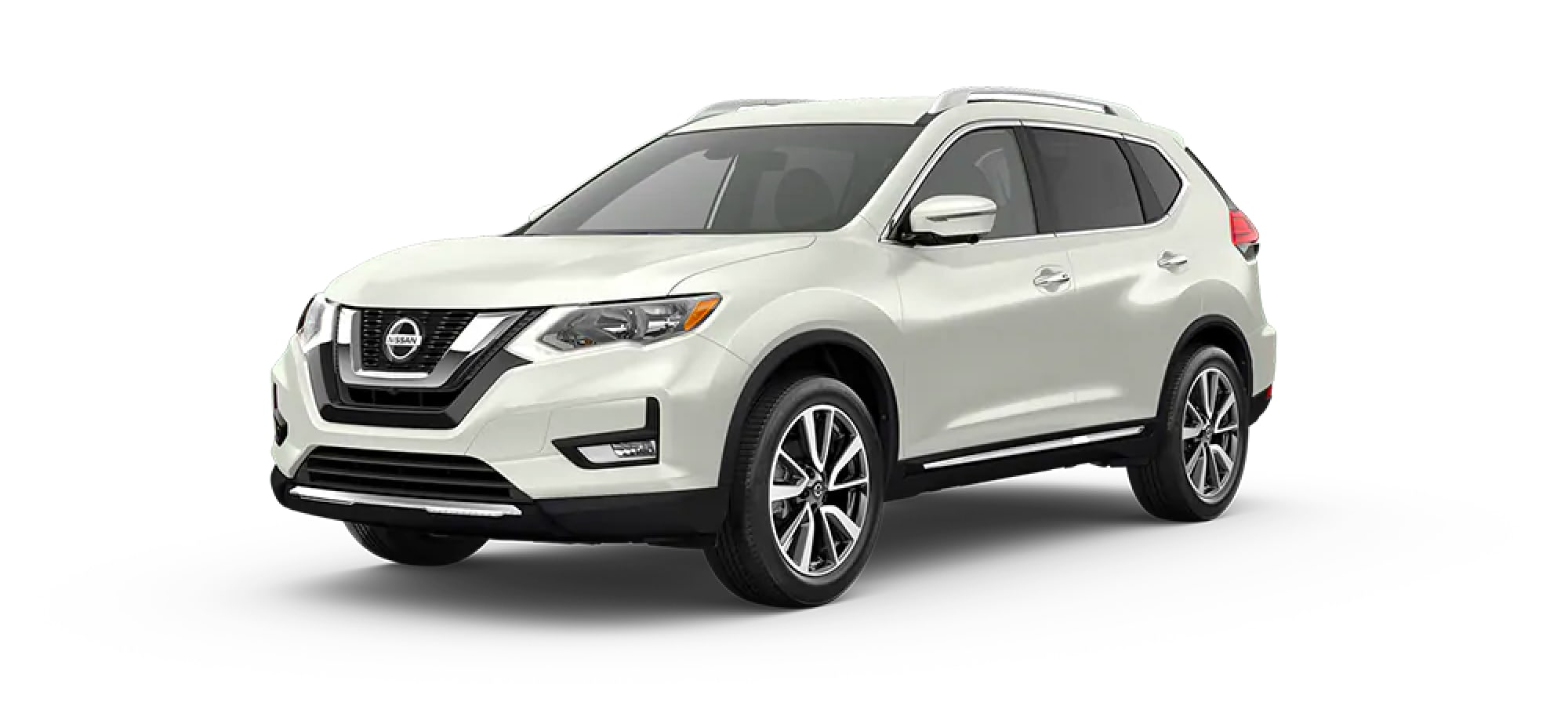 2020 Nissan Rogue in Pearl White TriCoat