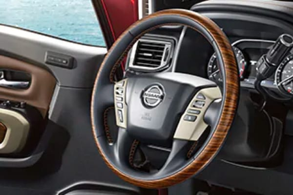 Heated Front Steering Wheel