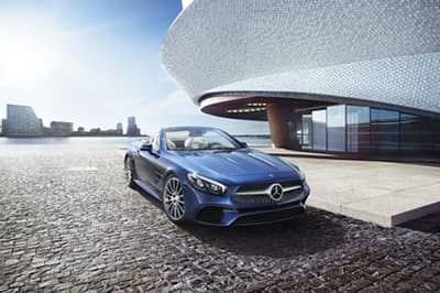 Mercedes-Benz Diamond Ceramic Protection