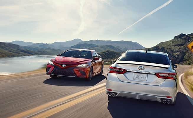 2017 Camry Accessories