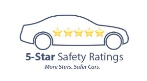 2016 Toyota Camry Received the NHTSA 5-Star Overall Safety Rating