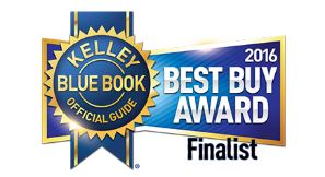 2016 Toyota Camry Was Named a Best Buy Award Finalist by Kelley Blue Book's KBB.com