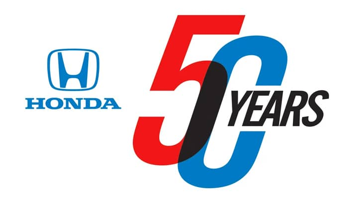 50 Years of Honda