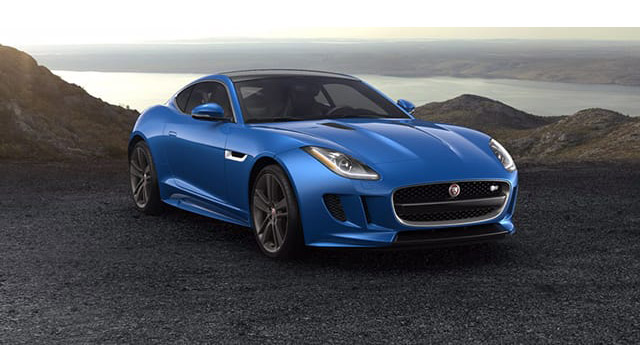 F-TYPE - British Design Addition