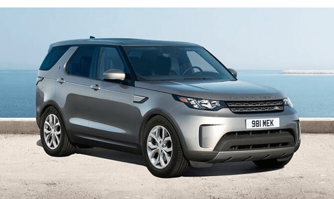 2017 land rover discovery info land rover annapolis. Black Bedroom Furniture Sets. Home Design Ideas