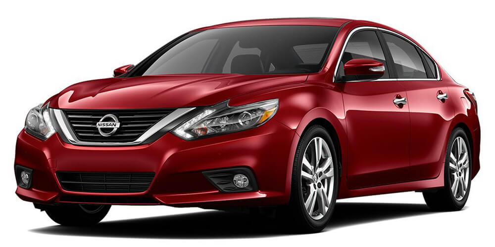 2017 Nissan Altima | Commonwealth Nissan