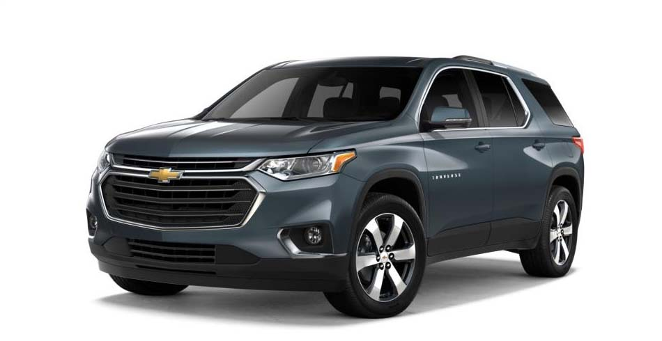 2018 Chevrolet Traverse Model Info Cox Chevy