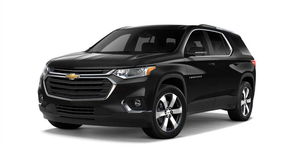 2018 Chevrolet Traverse Model Info | Biggers Chevy